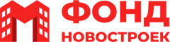 Логотип Фонд Новостроек Санкт-Петербурга.