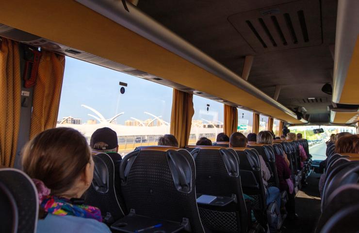 Автобусные по новостройкам спб